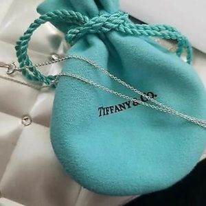 "Tiffany & Co 18"" Chain"